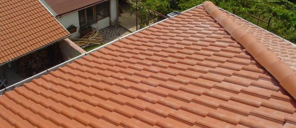ремонт покрив